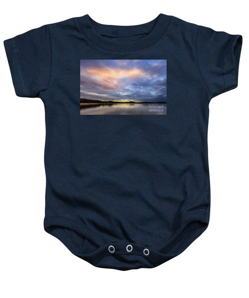 Lake Sidney Lanier Baby Onesie