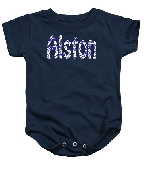 Alston 2 Baby Onesie