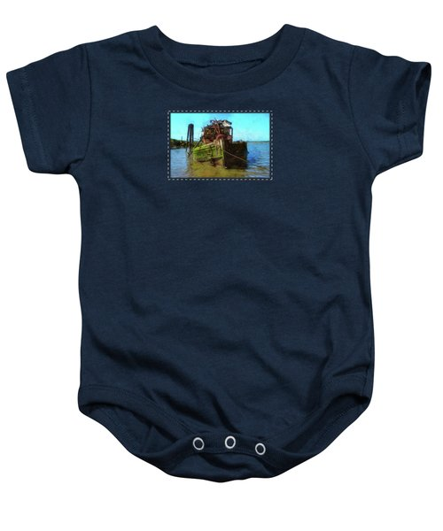 Bad Water Day Baby Onesie