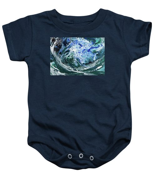 Enchanted Wave Baby Onesie