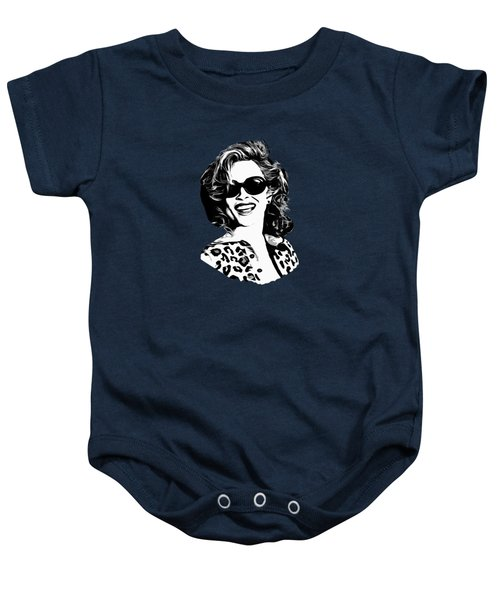 Faye Dunaway Collection - 1 Baby Onesie