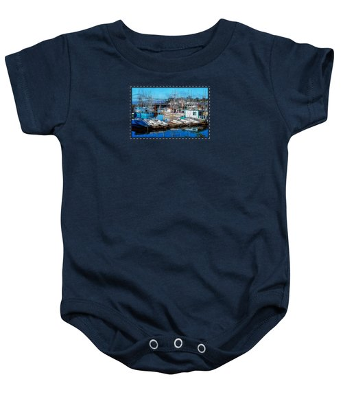 Harbor View Baby Onesie
