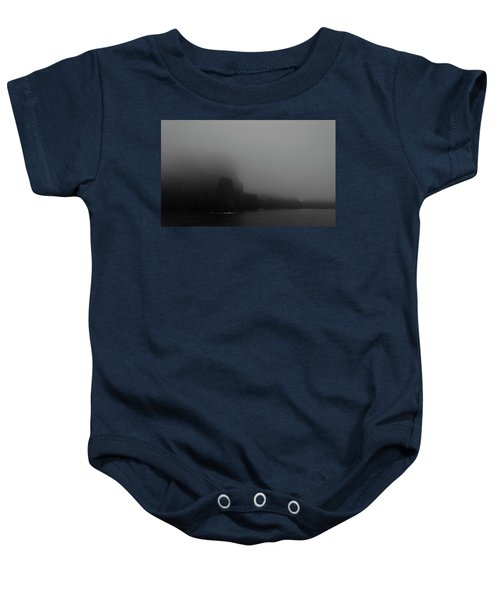 Near The End Of The World Baby Onesie
