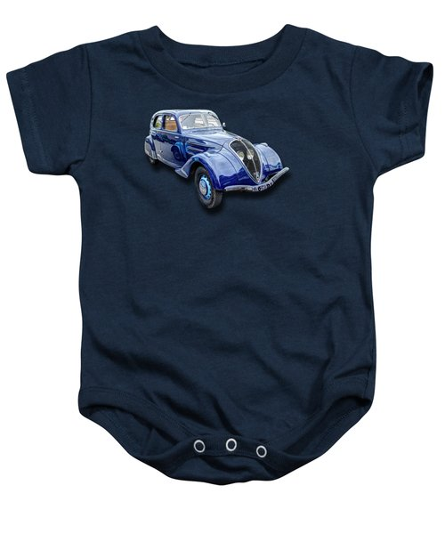 Peugeot 302 Baby Onesie
