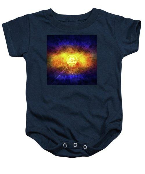 Philosopher's Stone Baby Onesie