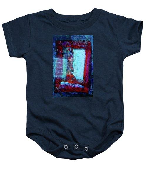 Red Window Baby Onesie