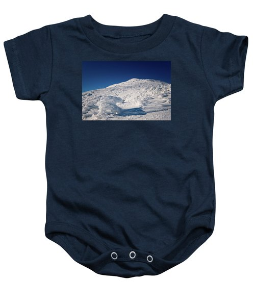 Rime And Snow, And Mountain Trolls. Baby Onesie