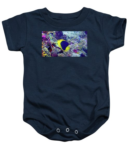 Rock Beauty Baby Onesie
