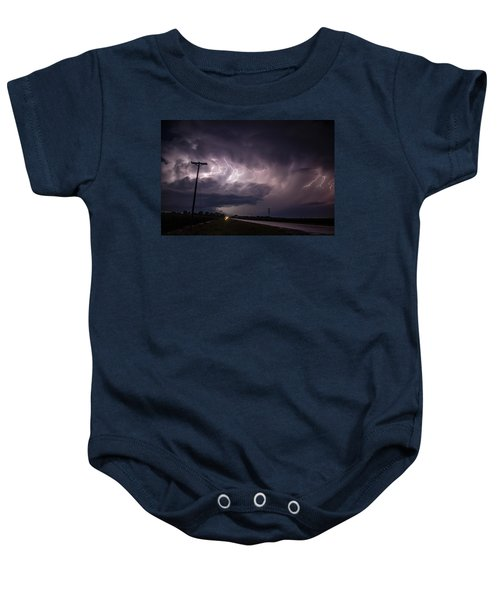 The Best Supercell Of The Summer 040 Baby Onesie