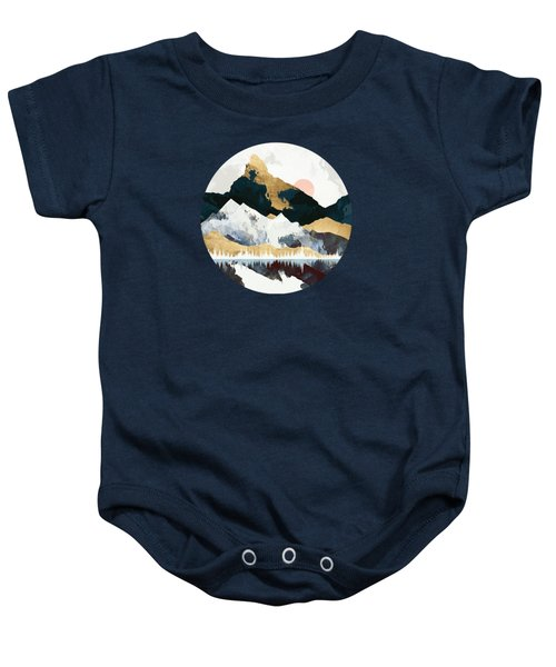 Winters Day Baby Onesie