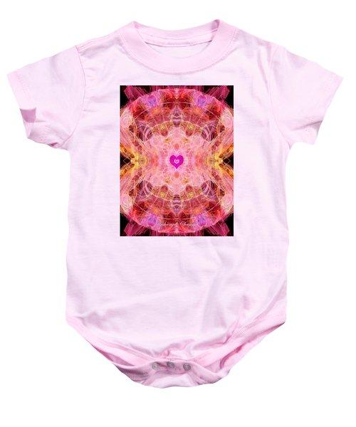 Archangel Chamuel Baby Onesie