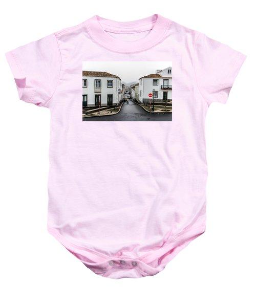 Municipality Of Ribeira Grande Baby Onesie