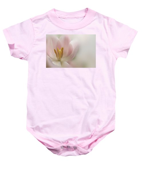 A Touch Of Pink Baby Onesie