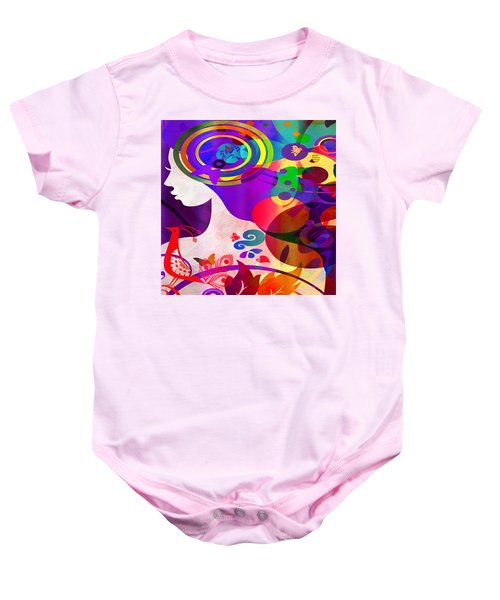 All Her Wonder 2 Baby Onesie