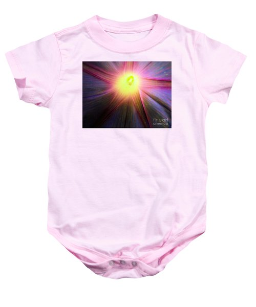 Beauty Lies Within Baby Onesie