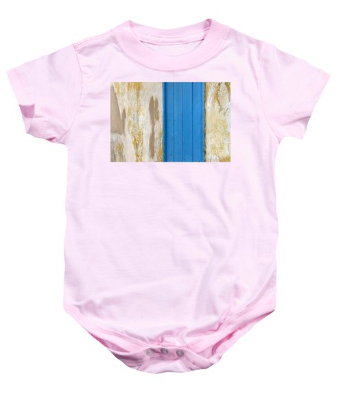 Blue Door Baby Onesie