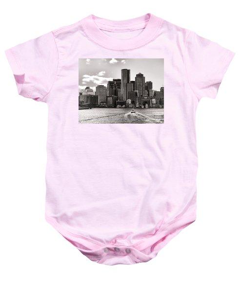 Boston Baby Onesie