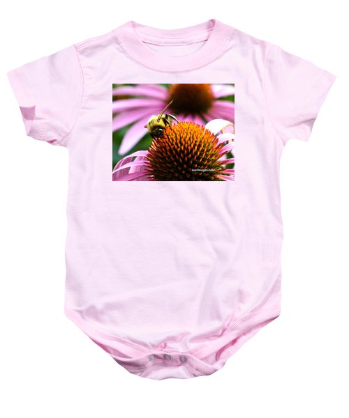 Busy As A Bee Baby Onesie