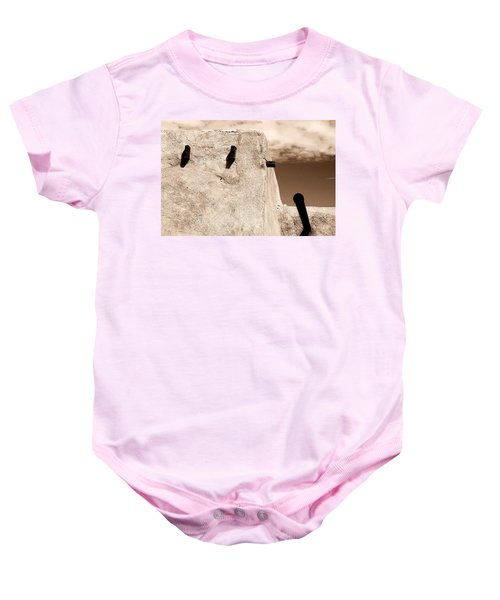 Castolon Adobe Ghost Baby Onesie