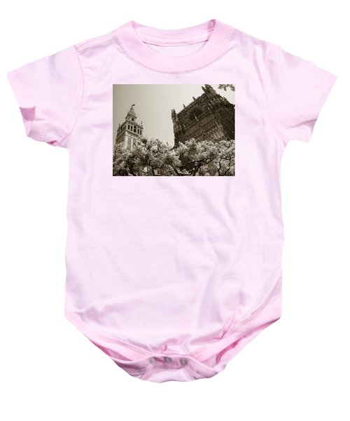Cathedral Of Seville Baby Onesie