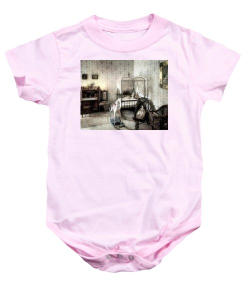Childhood Pleasures Baby Onesie