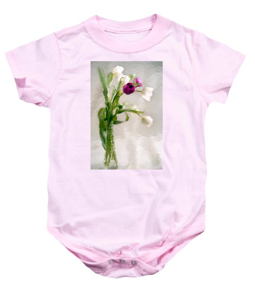 Clearly Different Baby Onesie
