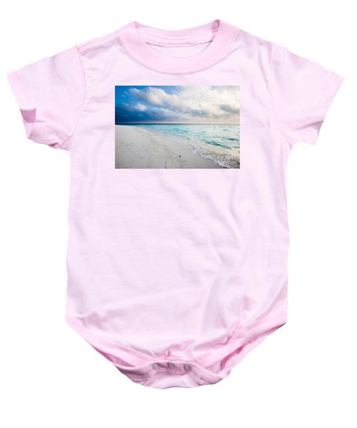 Colors Of Paradise Baby Onesie