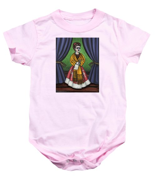 Curtains For Frida Baby Onesie