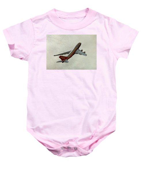 Definition - Boeing 747 Baby Onesie