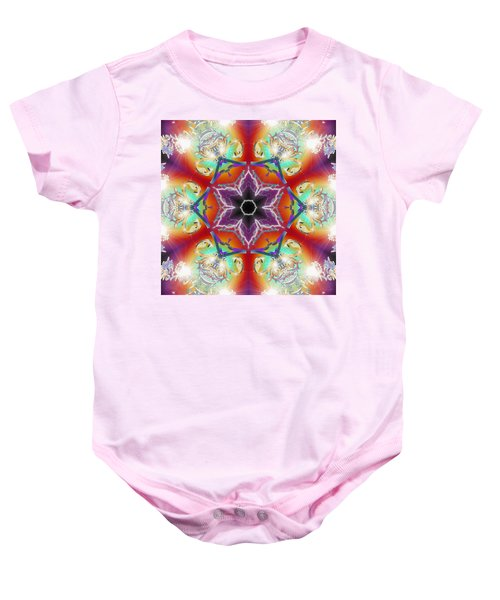 Electric Enlightenment Baby Onesie