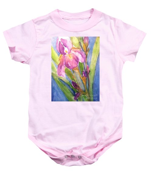First Bloom Baby Onesie