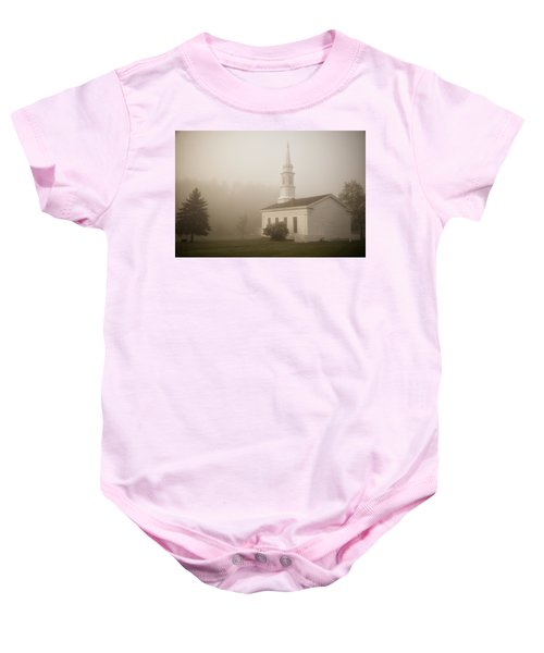 In The Midst Baby Onesie