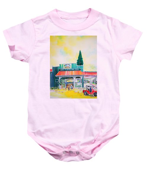 Lanai City Baby Onesie