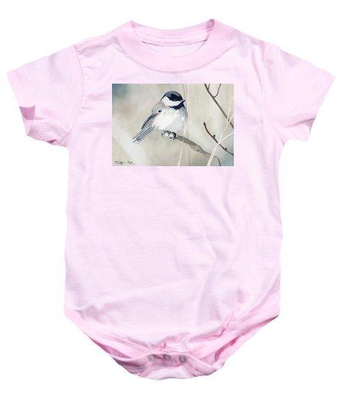 Little Bird Baby Onesie