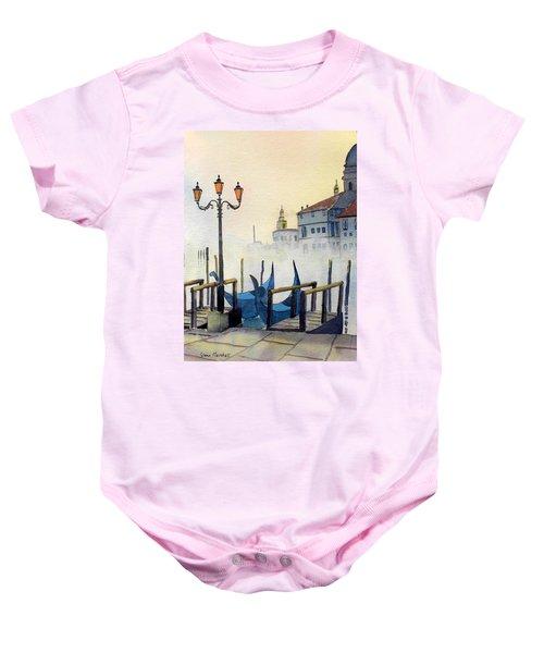Lumi Di Candelbro Baby Onesie