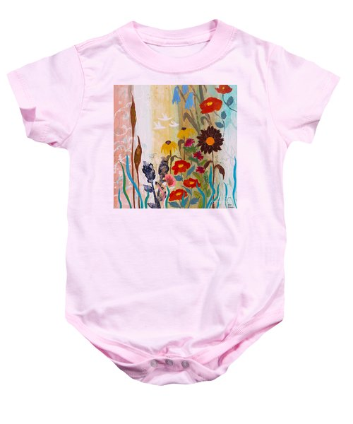 May Melody Baby Onesie