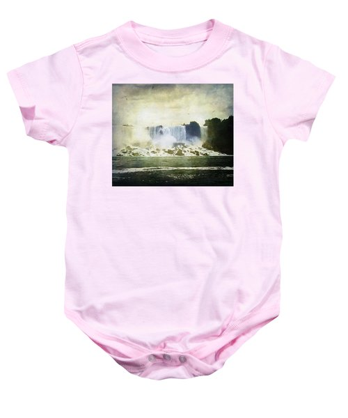 Mighty Niagara Baby Onesie