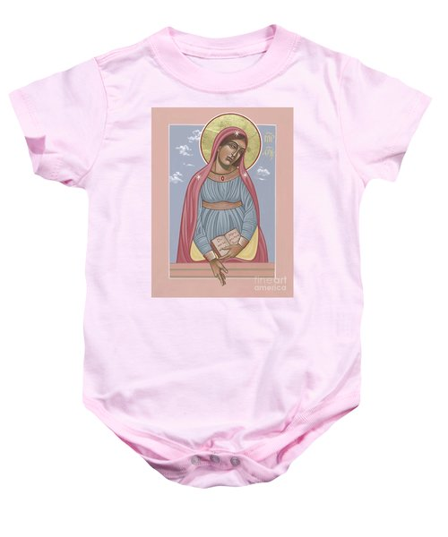 Mother Of Holy Hope 263 Baby Onesie