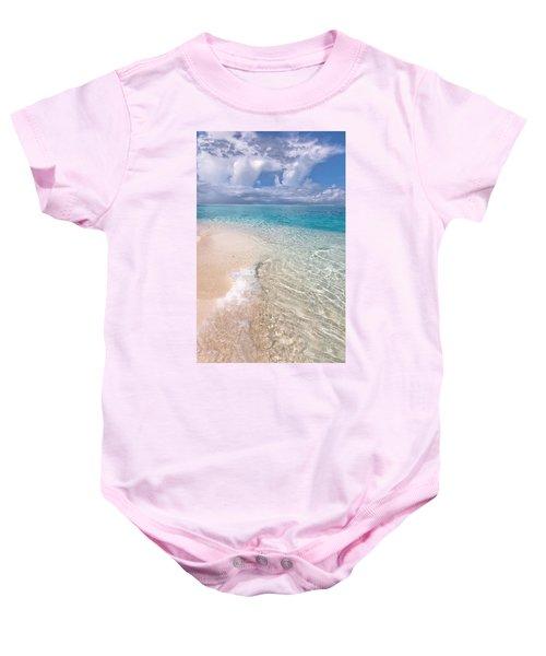 Natural Wonder. Maldives Baby Onesie