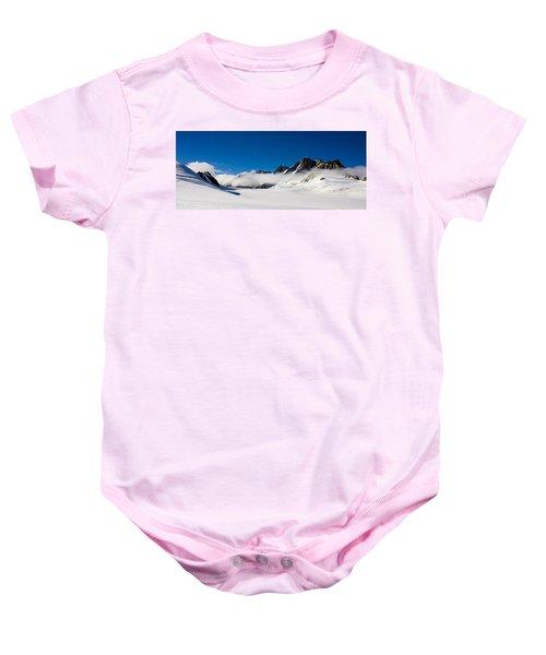 On Fox Glacier Baby Onesie