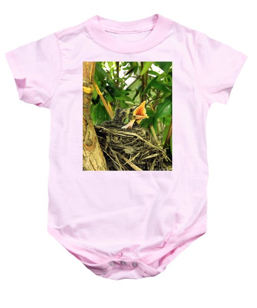 Promises Of A New Day Baby Onesie