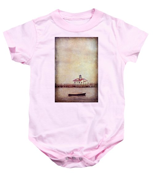 Roanoke Marsh Baby Onesie
