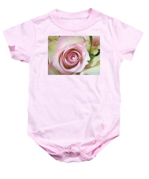 Rose Dream Baby Onesie
