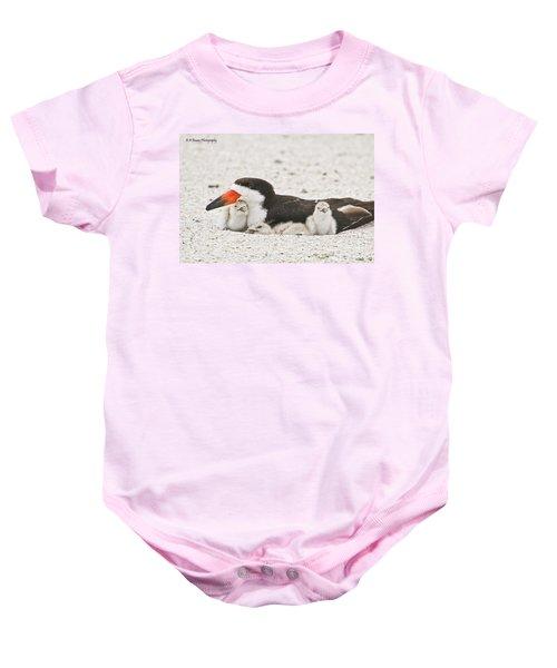 Skimmer Family Cuddle Baby Onesie