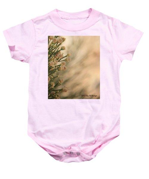 Softness In The Desert Baby Onesie