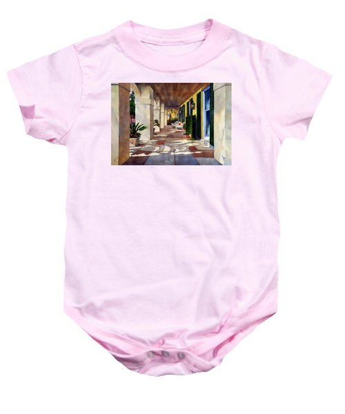 Southern Hospitality Baby Onesie