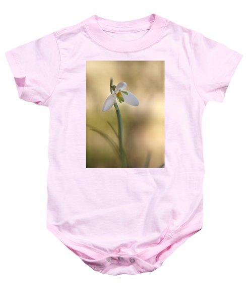 Spring Messenger Baby Onesie