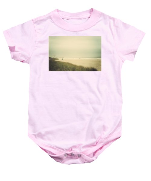 Surf's Up Seaside Park New Jersey Baby Onesie