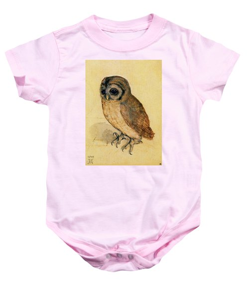 The Little Owl Baby Onesie