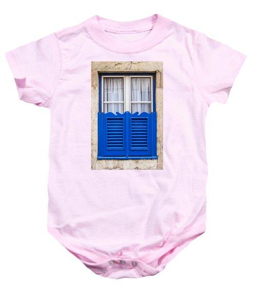 Typical Window Baby Onesie